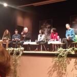 Le jury, Gérad Meudal, les écrivains et l'éditrice