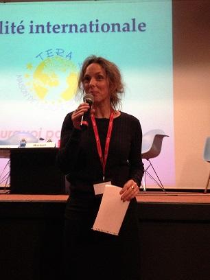 Anne-Lise Dyck-Daure, LEC